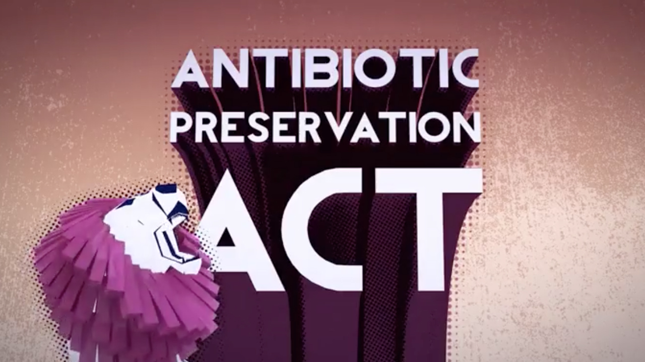 Lionheart Party - Antibiotic preseervation act