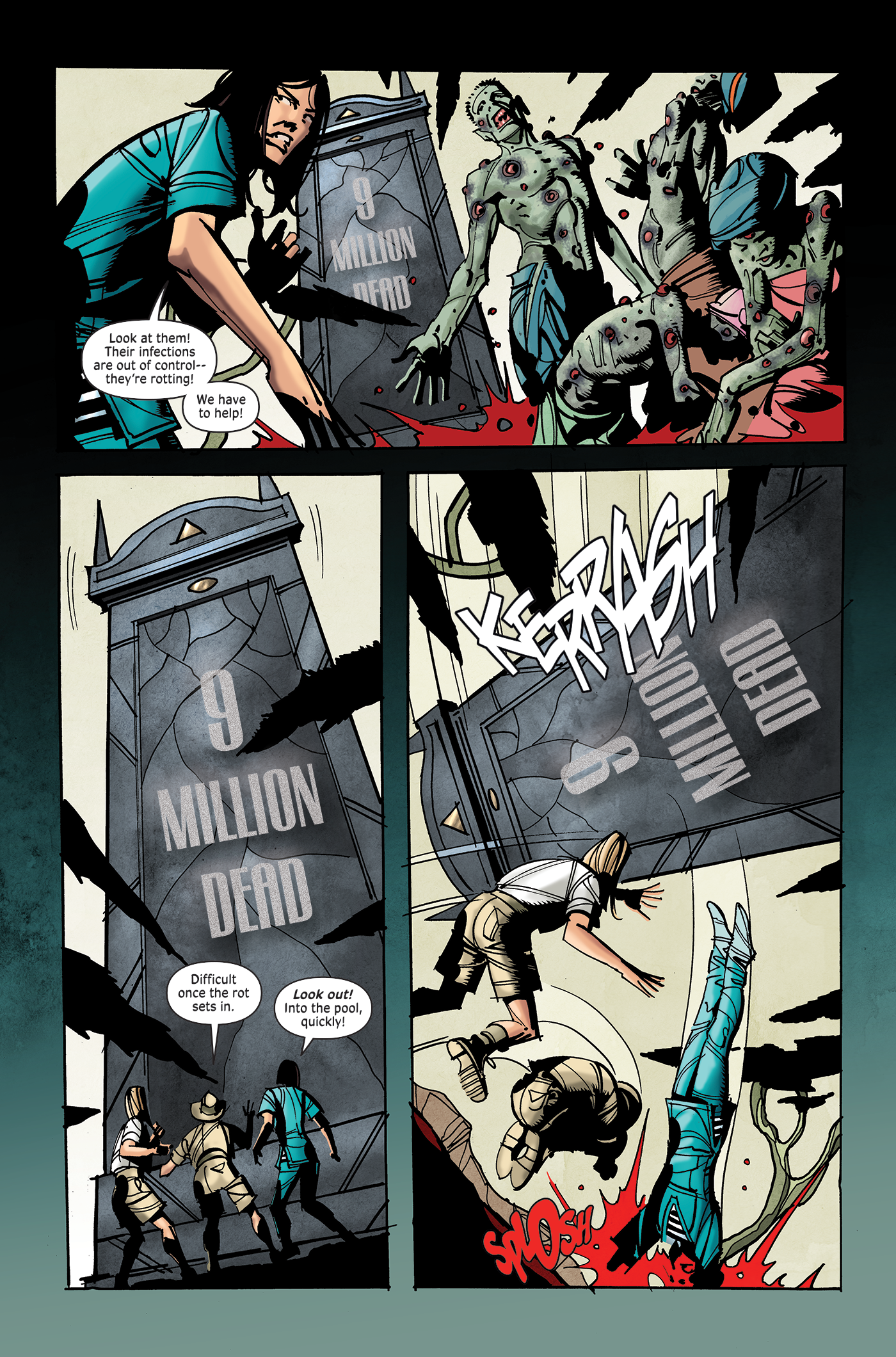 Surgeon X, Chapter 6, page 3