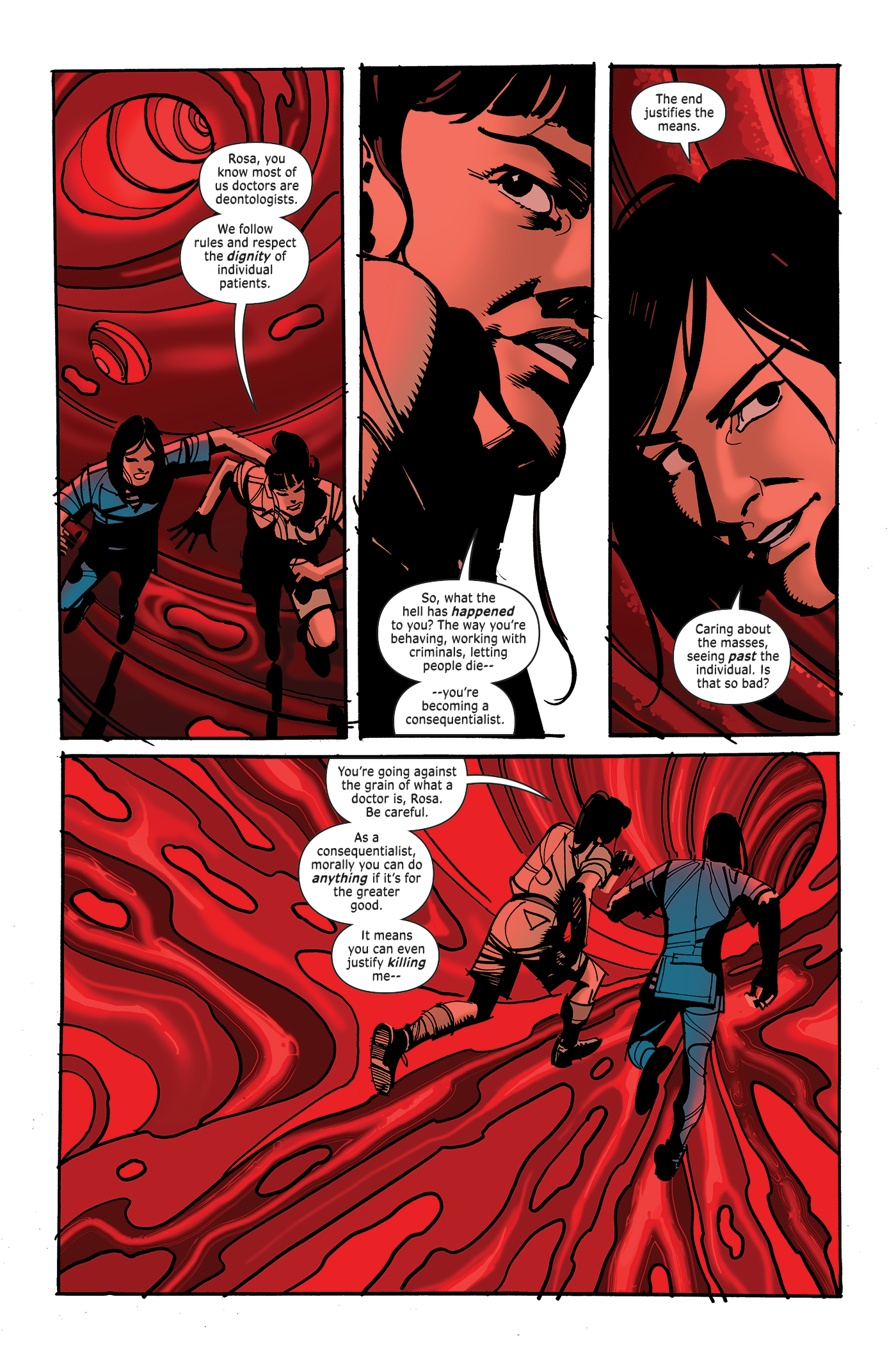 Surgeon X, Chapter 6, page 5