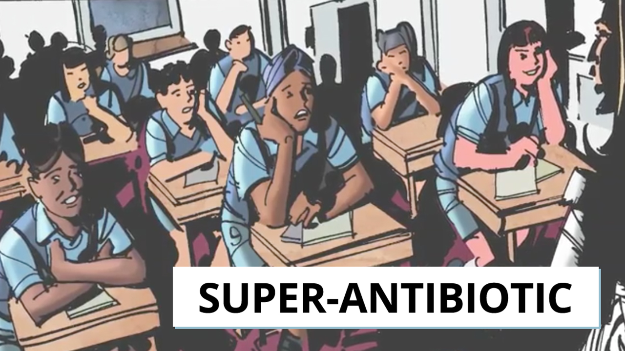Super-antibiotic